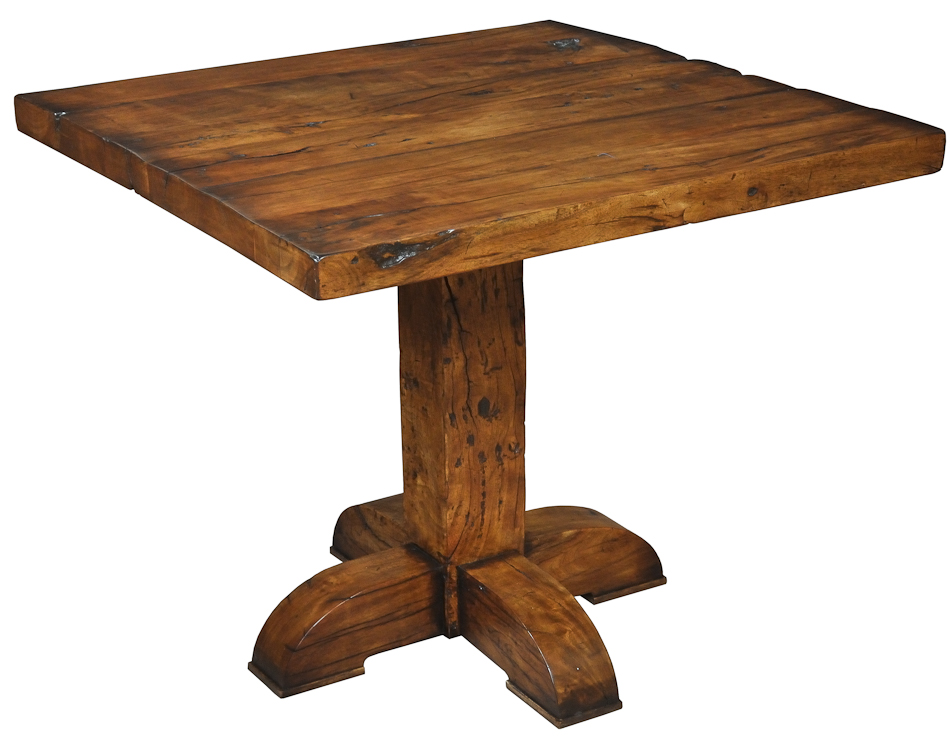 Wooden Bar Table : 42