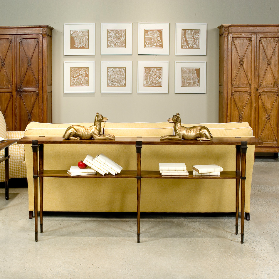 ... Boulevard Console Table _5