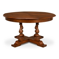 Walnut Jupe Dining Table, Medium