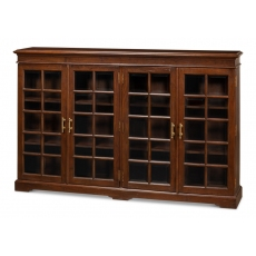 Carmel-By-The-Sea Bookcase, Walnut