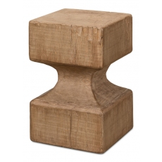 Saber Leg Cocktail Table, Rectangular