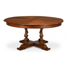 Oval Jupe Dining Table