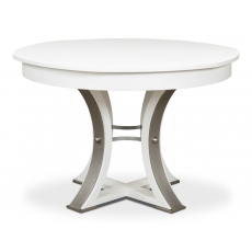 Tower Jupe Dining Table,Sm,Working White