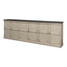 "Luciana Wood Drs Buffet,112"",W.Gry,S.Gry"